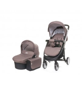 Carucior copii 3 in 1 Atomic 4Baby Brown