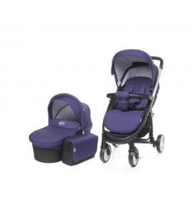 Carucior copii 3 in 1 Atomic 4Baby Purple