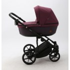 Carucior copii 3 in 1 Amelia Adamex Purple AM227