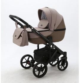 Carucior copii 3 in 1 Bibione Adamex Brown PS15