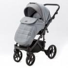 Carucior copii 3 in 1 Bibione Adamex Grey PS59