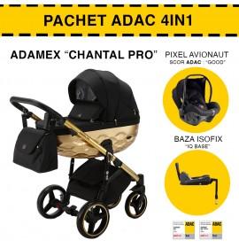 CARUCIOR 4 IN 1 CHANTAL PRO ADAMEX GOLD STAR 6 PACHET ADAC