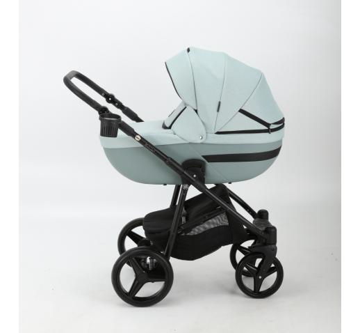 Carucior copii 3 in 1 Cortina PRO Adamex Mint CP225