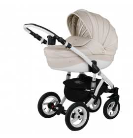 Carucior 3 in 1 Aspena Adamex Pik 25 Soft Brown