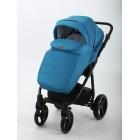 Carucior copii 3 in 1 Reggio Adamex Blue Y102