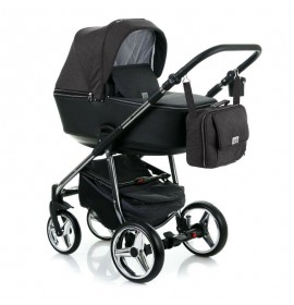 Carucior copii 3 in 1 Reggio Adamex Special Edition Chrome Y98
