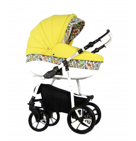 Carucior copii 3 in 1 Kayon Candy