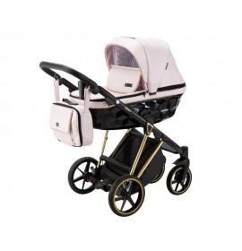 Carucior 3 in 1 Paolo Adamex Special Edition Pink SM509