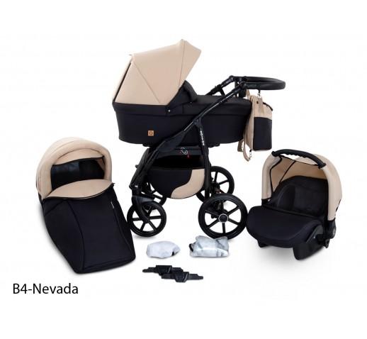 Carucior copii 3 in 1 Boston Nevada