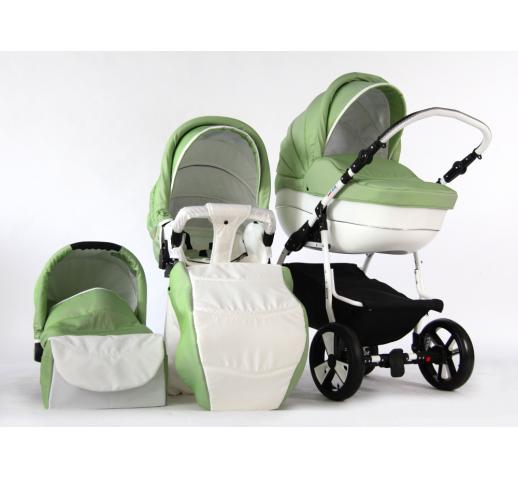 Carucior copii 3 in 1 Kayon Green