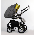 Carucior copii 3 in 1 Kayon Sport Grey