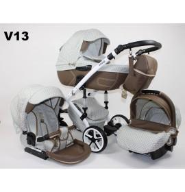 Carucior copii 3 in 1 Vogue Loli Bebe V13