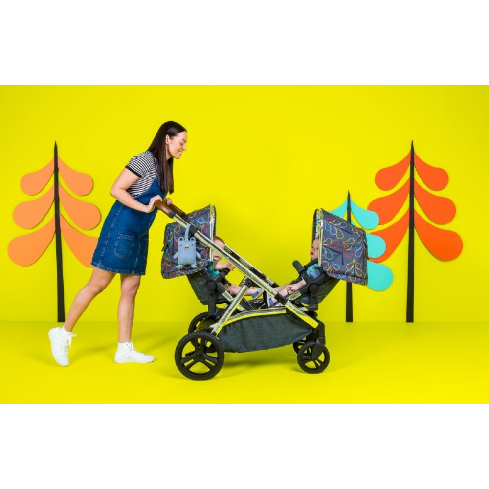 Carucior copii 2 in 1 Cosatto Wow XL Nordik