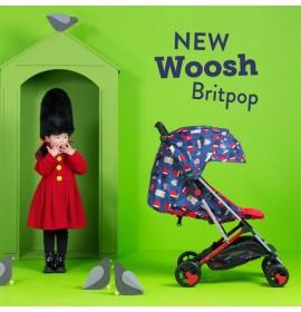 Carucior sport pentru copii Cosatto Woosh Britpop