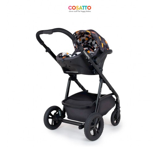 Carucior 3 in 1 Cosatto Wow Continental Debut Pachet Extra