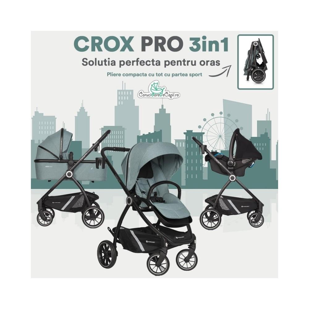 CARUCIOR 3 IN 1 CROX PRO EUROCART MINERAL