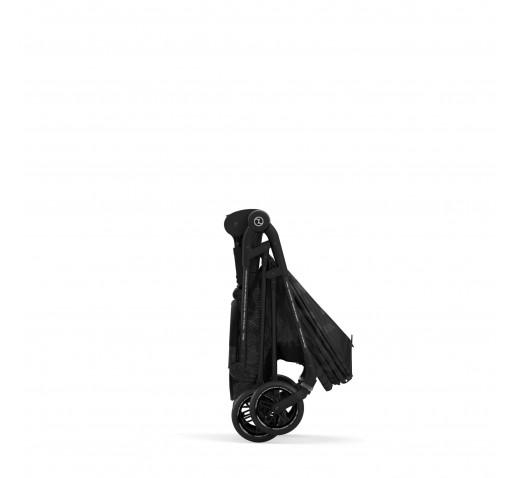 Cybex Melio Summer Pack 4 in 1 Culoare Real Street Black 2021