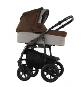 Carucior copii 3 in 1 Danco Brown