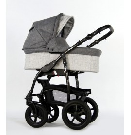 Carucior 3 in 1 Danco New Grey Len
