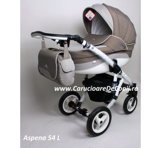 Carucior 3 in 1 Aspena Adamex 54L