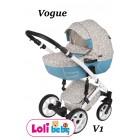 Carucior 3 in 1 Vogue Loli Bebe V1