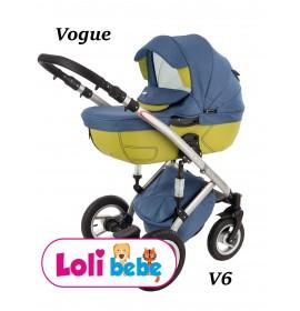 Carucior 3 in 1 Vogue Loli Bebe V6