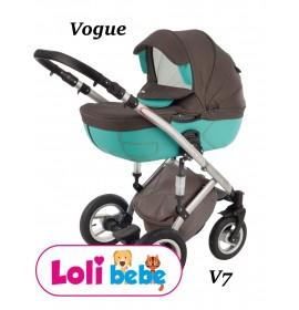 Carucior 3 in 1 Vogue Loli Bebe V7