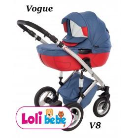 Carucior 3 in 1 Vogue Loli Bebe V8